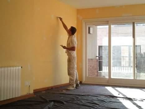 Pintura Acabados Construcciones Gomo