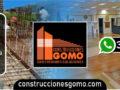 servicio en todo el pais construcciones gomo
